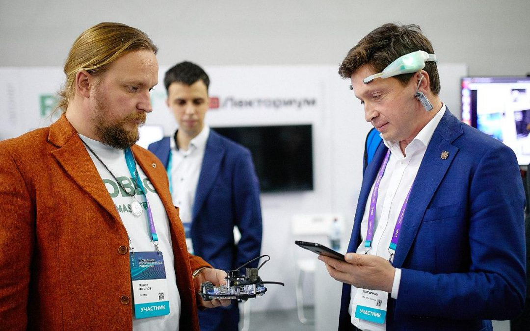 В Петербурге запустят производство нейроконструктора