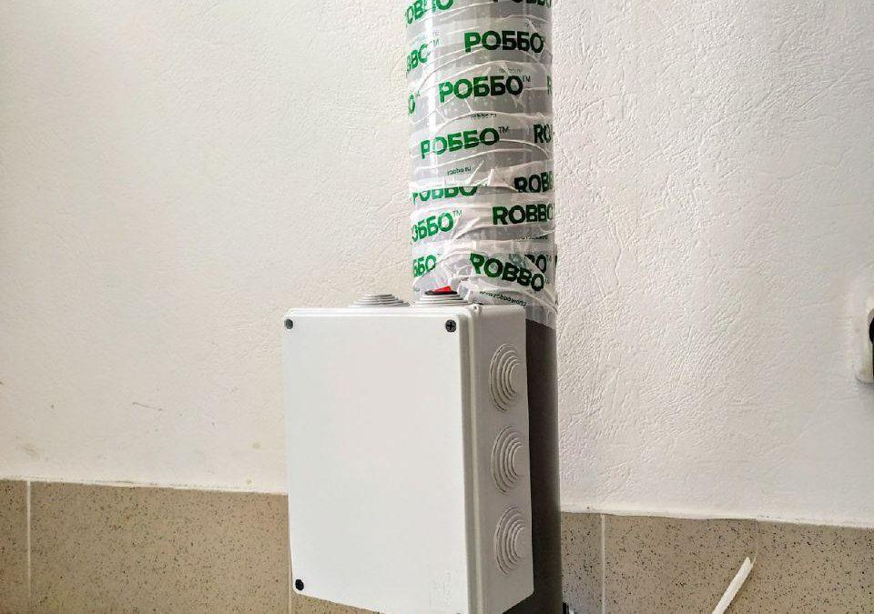 В «РОББО» собрали рециркулятор для обеззараживания воздуха