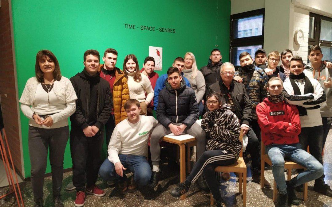 «РОББО» обучила европейских школьников робототехнике по программе Erasmus+