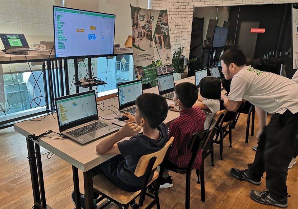 Сеть «РОББО Клубов» выходит на рынок Таиланда