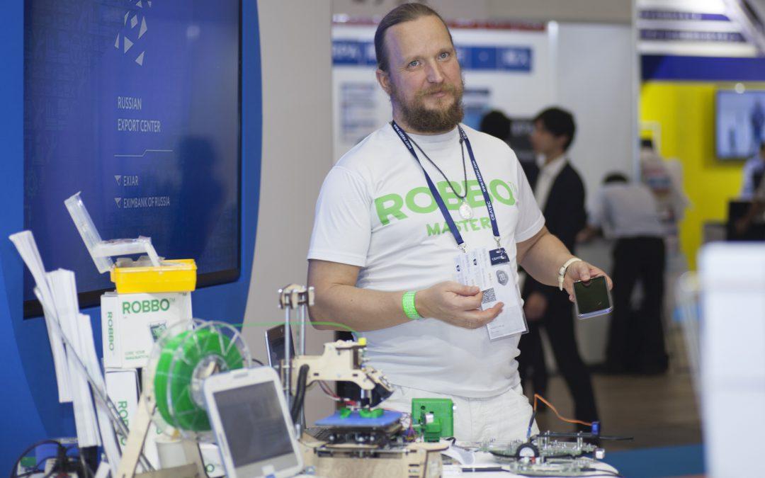 Япония закупит российских роботов на полмиллиона евро