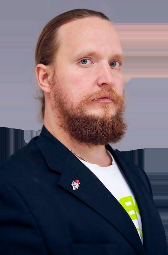 Павел Фролов
